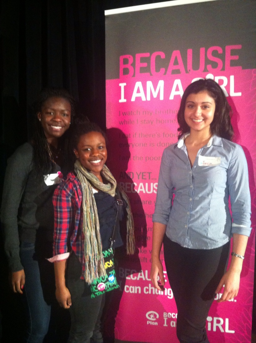 Because I am a Girl Conference