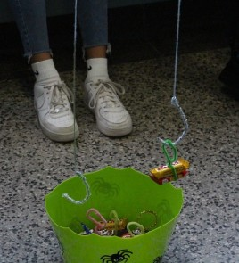 Fishing for Candy